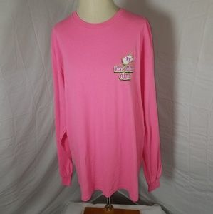 WV Girl Delta Pro Weight Long Sleeve Tee Large